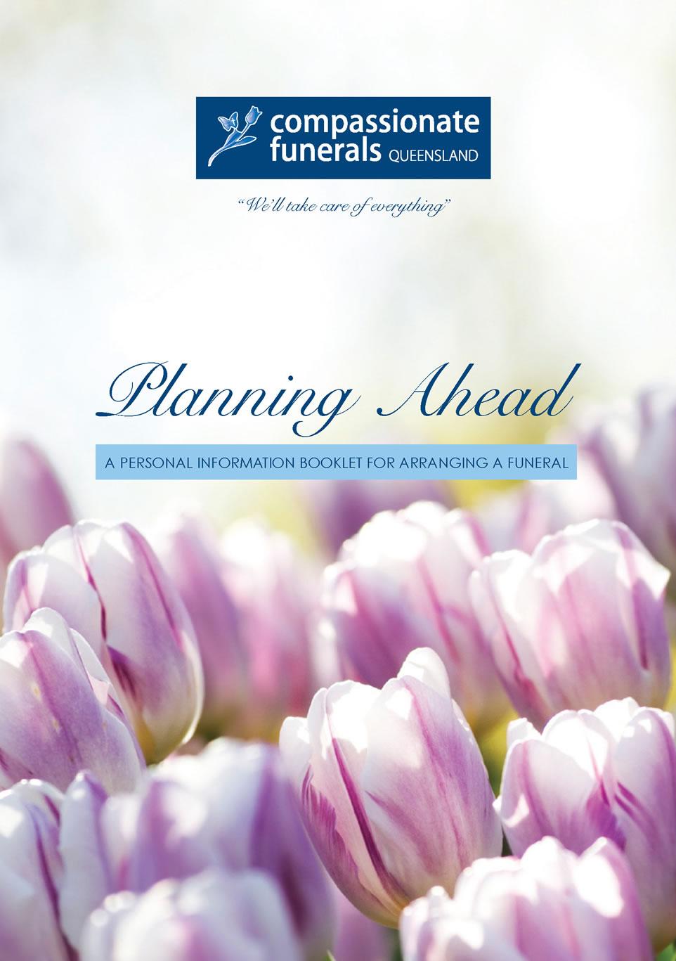 Planning ahead - pre-arranged funeral