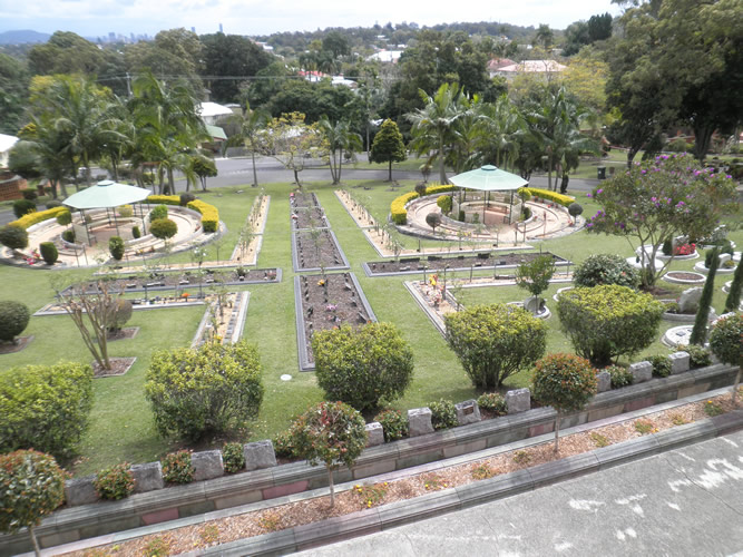 Mt Thompson Memorial Gardens