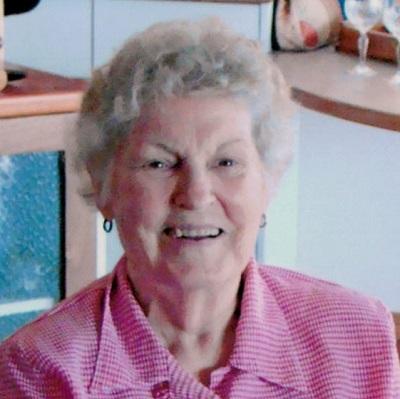 Shirley May LUSCOMBE